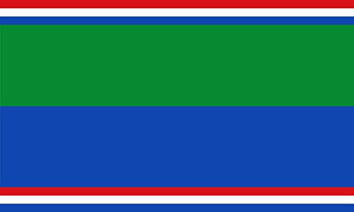 magFlags Flagge: Large Texel vlag 1783 | Historical Flag of Texel Circa 1800 | Querformat Fahne | 1.35m² | 90x150cm » Fahne 100% Made in Germany