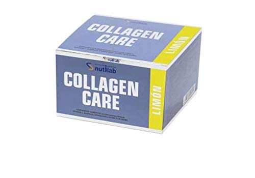 Nutilab Collagen Care Sabor Limón - 46 Sobres
