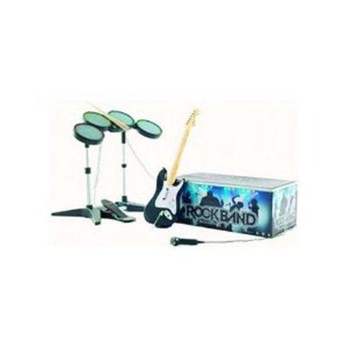 Rock Band - Bundle (Drum-Guitar-Micro-USB Hub)