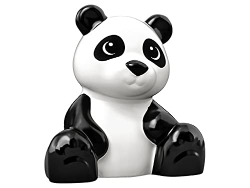 LEGO DUPLO Baby Panda Cub Minifigura desde 10904 (Embolsado)