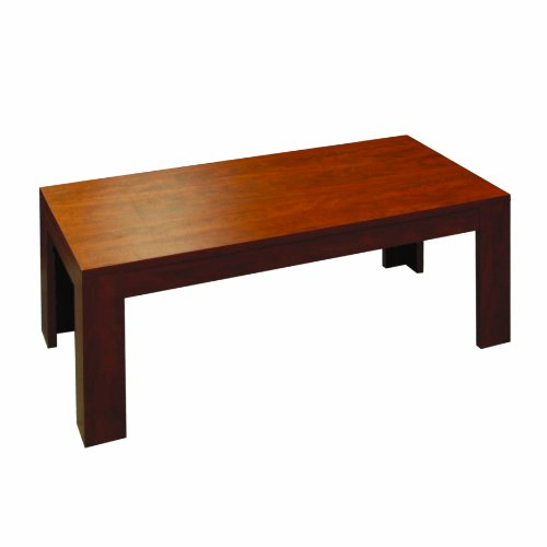 Boss 48-Inch by 22-Inch Cherry Coffee Table (Kitchen)