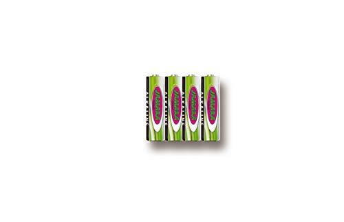 Jamara Jamara140267 1,5 V Orage Supercellulaire alcalines AA Battery Pack (4 pièces)