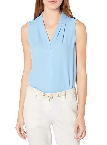 Calvin Klein Women's Sleeveless Blouse