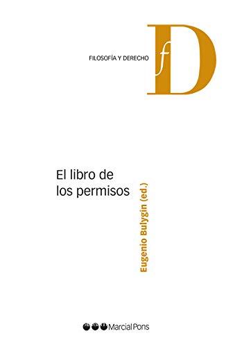 El libro de los permisos (Filosofía y Derecho)