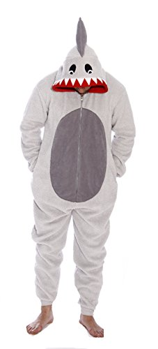 Top shark onesie pajamas adult for 2020