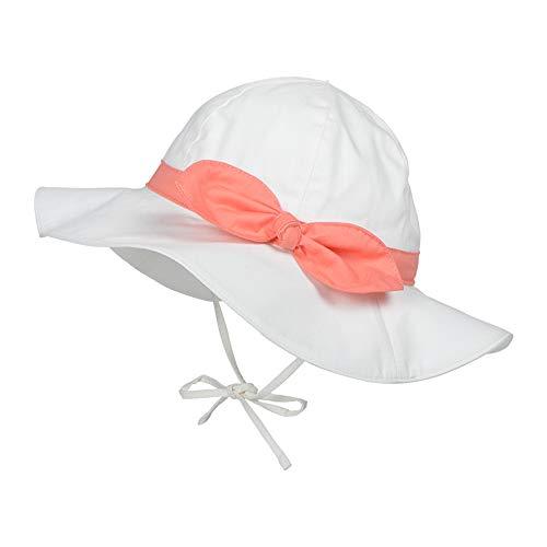 Sarfel Baby Girl Sun Hat Summer Baby Hats UPF 50+Toddler Sun Hat Infant with Wide Brim Bucket Hat