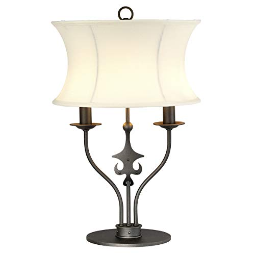 Elstead - Windsor 1 Lámpara de mesa Luz - Grafito WINDSOR/TL GR