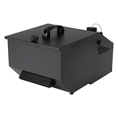 TC-Home Low Lying Fog Machine 1200W DMX Stage Smoke Machine 0.5L Fogger for Party Show