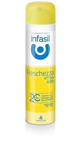 Infasil Freschezza Attiva Deodorante Spray - 150 ml