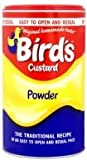 Bird's Custard Powder 600g Canisters - (Pack of 4)