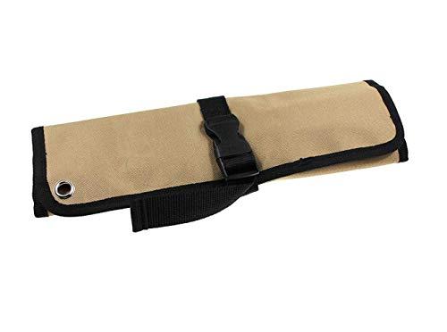 Bolsa de almacenamiento de herramientas, herramientas eléctricas, multifunción, 600D, nailon Oxford, bolsa de rollo.