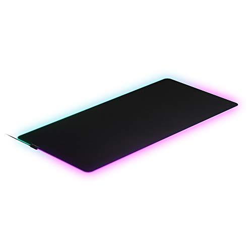 SteelSeries QcK Prism Cloth Gaming Mauspad 3XL, RGB...