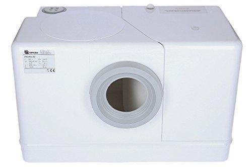 Zehnder Einzel-WC-Hebeanlage Microboy E2