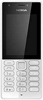 هاتف نوكيا 216 ثنائي شرائح الاتصال، رمادي، Rm-1187