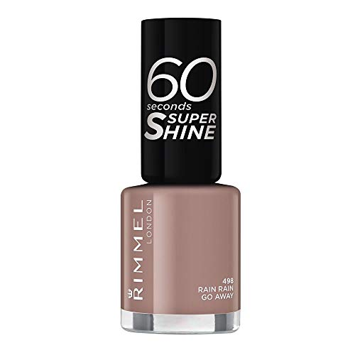 Rimmel London 60Sekunden Super Shine Nagellack von Rita Ora–8ml