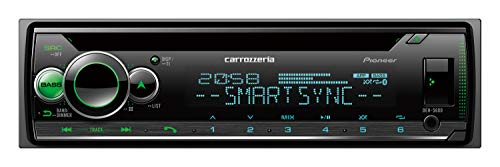 カロッツェリア(パイオニア) カーオーディオ 1DIN CD/USB/Bluetooth DEH-5600
