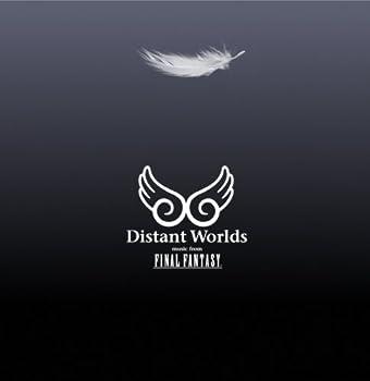 Square-Enix - Final Fantasy Distant Worlds CD musique Original Soundtrack  1 C