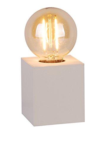 Lucide PABLO - Lampe De Table - Blanc