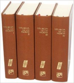 Liturgia De Las Horas (4 Volumes)