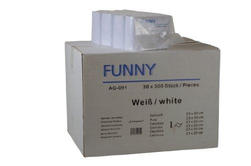 Funny Compact - Servilletas dispensadores 1 capa