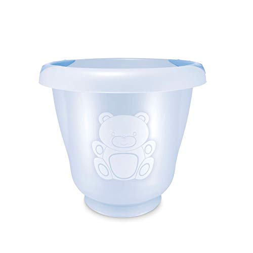 Ofurô para bebê, Adoleta Bebê, Azul Real