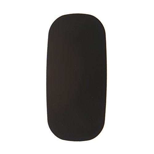 holilestFunda de Piel Coque Ultrafina y Suave para Apple Magic Mouse Funda de Silicona sólida