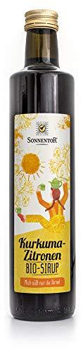 Sonnentor Bio Kurkuma-Zitronen Sirup bio (2 x 500 ml)