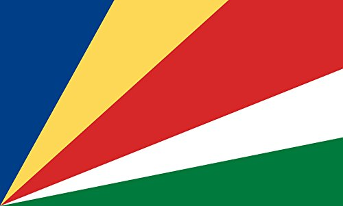 magFlags Flagge: XXL+ Seychellen | Querformat Fahne | 3.75m² | 150x250cm » Fahne 100% Made in Germany