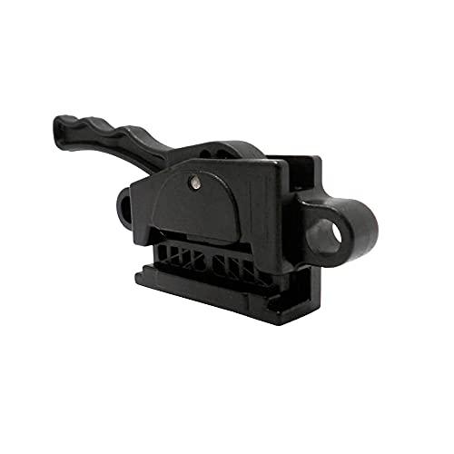 Silex Retenedor para cables de Fibra Optica sin logo, neutro. Pack de 10 Uds.