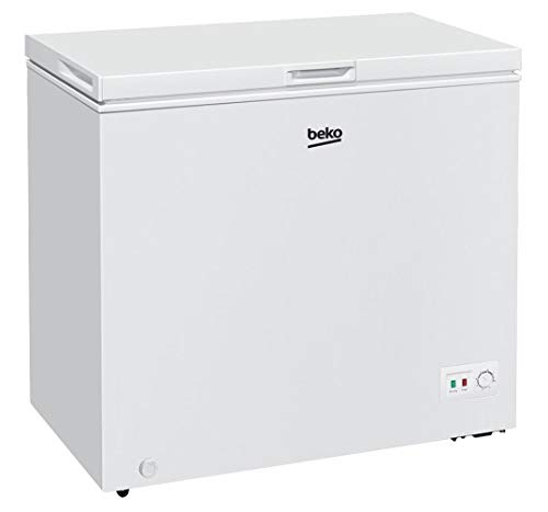Congelador arcón Beko CF200WN, 200 L