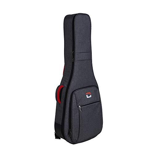 Crossrock Metro Series 4/4 Full Size Classical Guitar Gig Bag (CRDG205CGR)