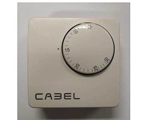 Termostato ambiente TA3 de Cabel