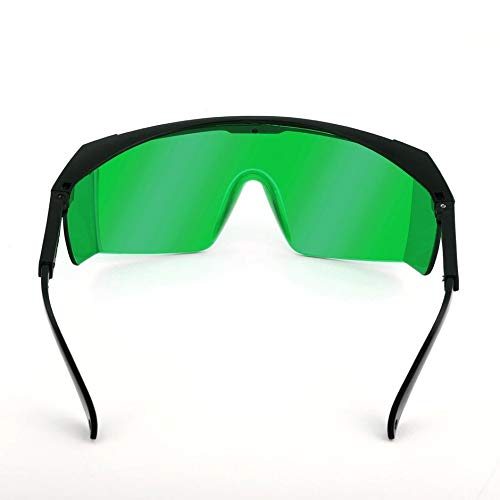 Gafas seguridad láser violeta/azul 200-450/800-2000nm