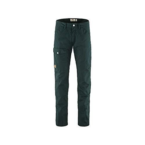 Fjällräven Herren Greenland Jeans M Reg Hose, blau, 50