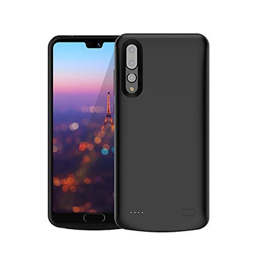 EisEyen beschermhoes voor mobiele telefoon, 6000 mAh, draagbaar, oplaadbaar, externe accu, oplaadbaar, voor Huawei P20 Pro