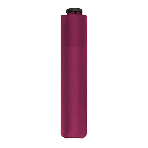 doppler Taschenschirm Zero,99 – Gewicht von nur 99 Gramm – Stabil – Windproof – 21 cm – Royal Berry