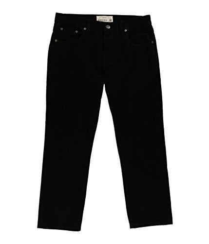 Ecko Unltd. Mens 711 Slim Fit Jeans , black , 34W x 32L