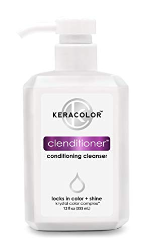 Keracolor Clenditioner Co Wash Cleansing Conditioner Keratin Infused