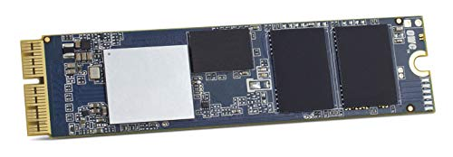 OWC 480GB Aura Pro X2 SSD pour Les Ordinateurs MacBook Air (mi 2013-2017) et MacBook Pro (Retina, Fin 2013-mi 2015) (OWCS3DAPT4MB05)