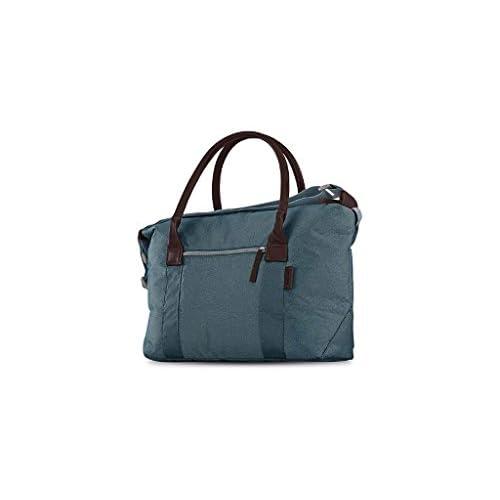 Inglesina Day Bag, Borsa Organizer Passeggino con Fasciatoio, Ascott green
