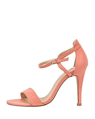 ONLY Shoes 15131347 Größe 39 EU Mehrfarbig (rot)