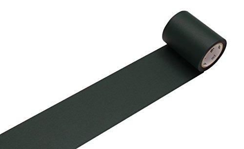 mt Fab Washi papieren afplakband: 2 in. x 16 ft. / Blackboard (matgroen)