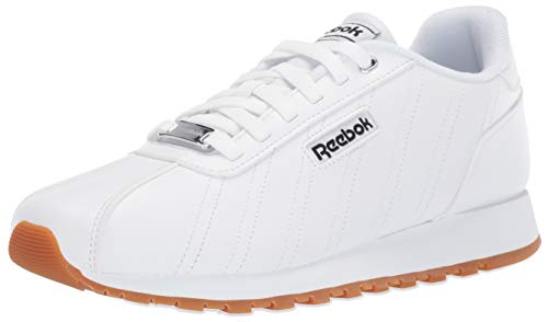 Reebok mens Reebok Cl Xyro 2 Sneaker, White/Black, 10.5 US