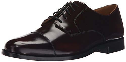 Cole Haan Men's Caldwell Lace-Up, Burgundy, 8.5 D US
