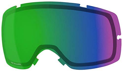 Smith Vice ChromaPop Wechselscheibe, Glas:ChromaPop Everyday Green Mirror