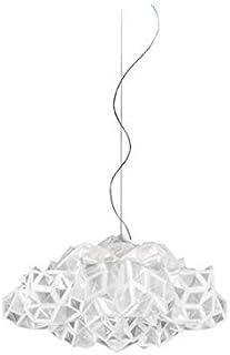 Slamp Suspension Lamp, White