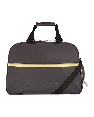Lyle and Scott Herren Weekender Bag Gr. One size, true black