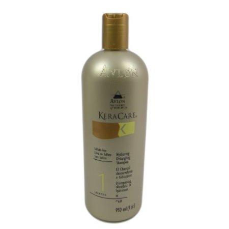 Avlon KeraCare Hydrating Detangling Shampoo, Sulfate-Free - SHAMPOO - 1 - 950ml by Fixbub