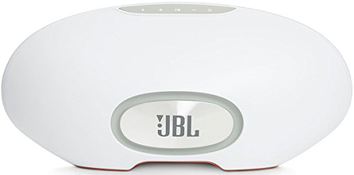 JBL Playlist - Altavoz inalámbrico con Chromecast integrado, blanco