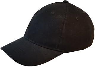 ERB Baseball Style Bump Cap with Hard Insert - Black